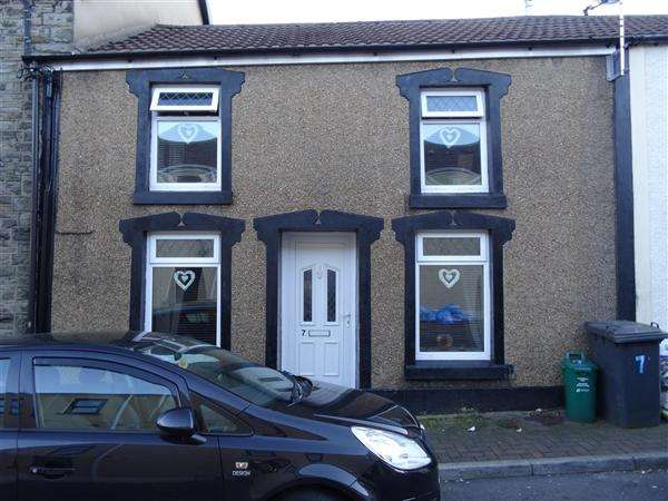 2 Bedrooms Terraced House for sale in Pryce Street, Mountain Ash