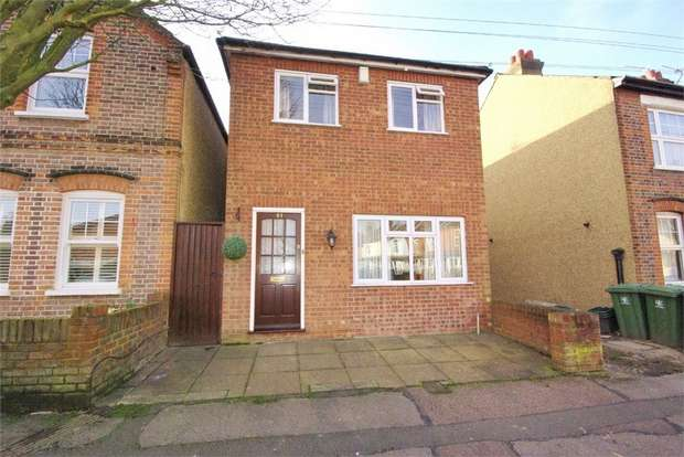3 Bedrooms Detached House for sale in Sussex Road, WATFORD, Hertfordshire