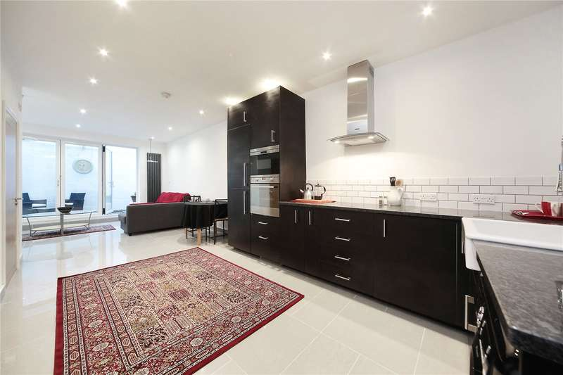 2 Bedrooms Flat for sale in Mandrell Road, Brixton, London, SW2