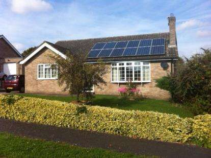 3 Bedrooms Bungalow for sale in Langton Close, Horncastle, Lincolnshire