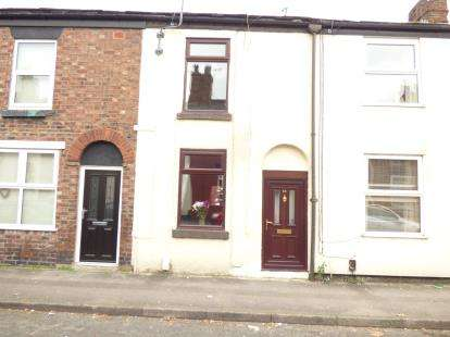 2 Bedrooms Terraced House for sale in Brown Street, Macclesfield, Cheshire