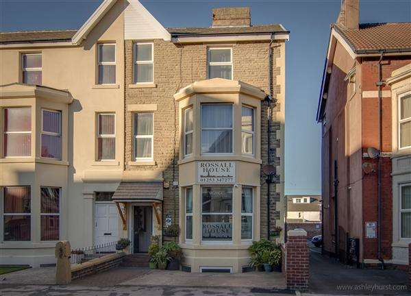 8 Bedrooms Hotel Commercial for sale in Alexandra Road, Blackpool