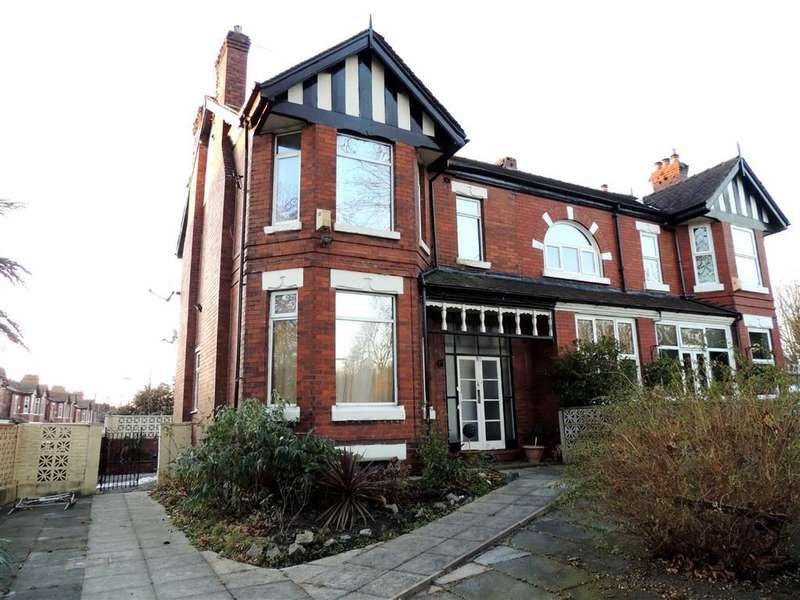 4 Bedrooms Property for sale in Errwood Road, Levenshulme, Manchester