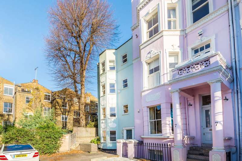 2 Bedrooms Flat for sale in Colville Houses, Notting Hill, W11