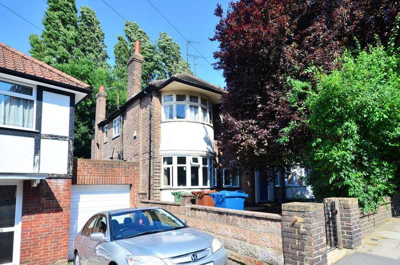 2 Bedrooms Maisonette Flat for sale in Cavendish Avenue, Harrow, HA1