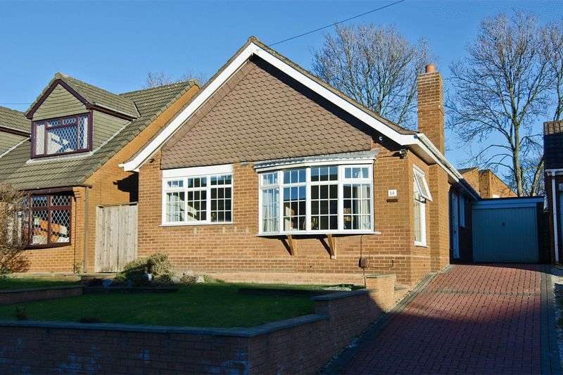 2 Bedrooms Detached Bungalow for sale in Vigo Terrace, Walsall Wood