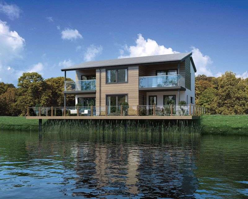 4 Bedrooms Detached House for sale in Waters Edge, Cotswolds