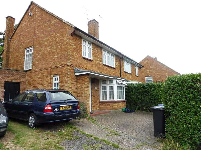 3 Bedrooms Semi Detached House for sale in Garsmouth Way, Watford, WD25