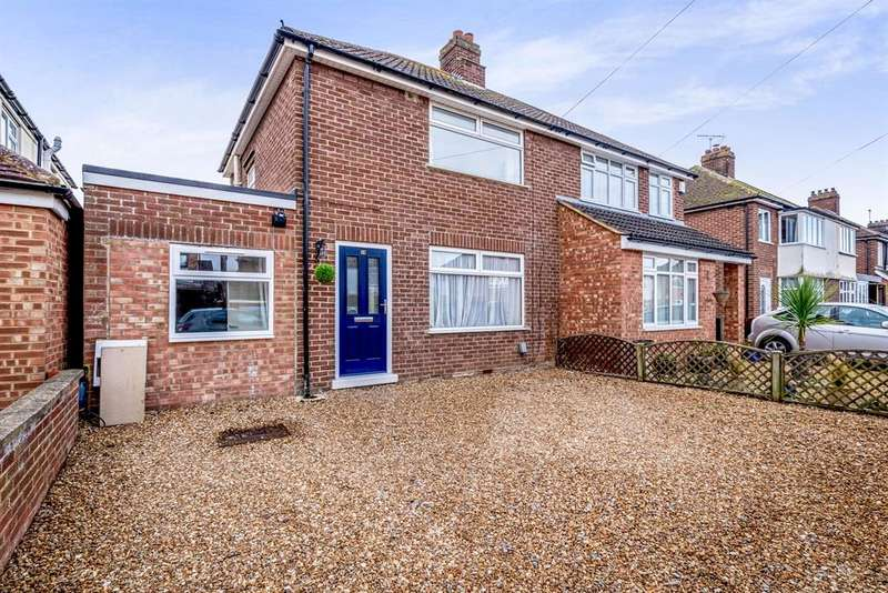 2 Bedrooms Semi Detached House for sale in Ditmas Avenue, Kempston, Bedford, MK42
