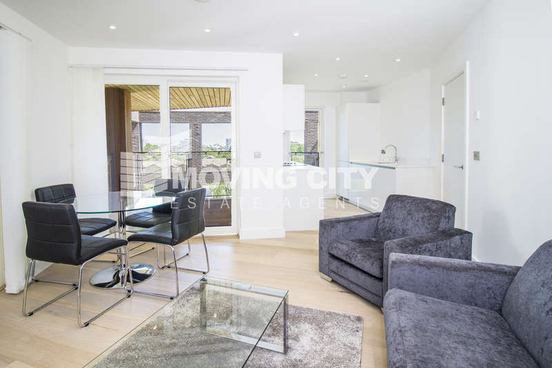 2 Bedrooms Flat for sale in The Cube Building, Wenlock Road, Islington