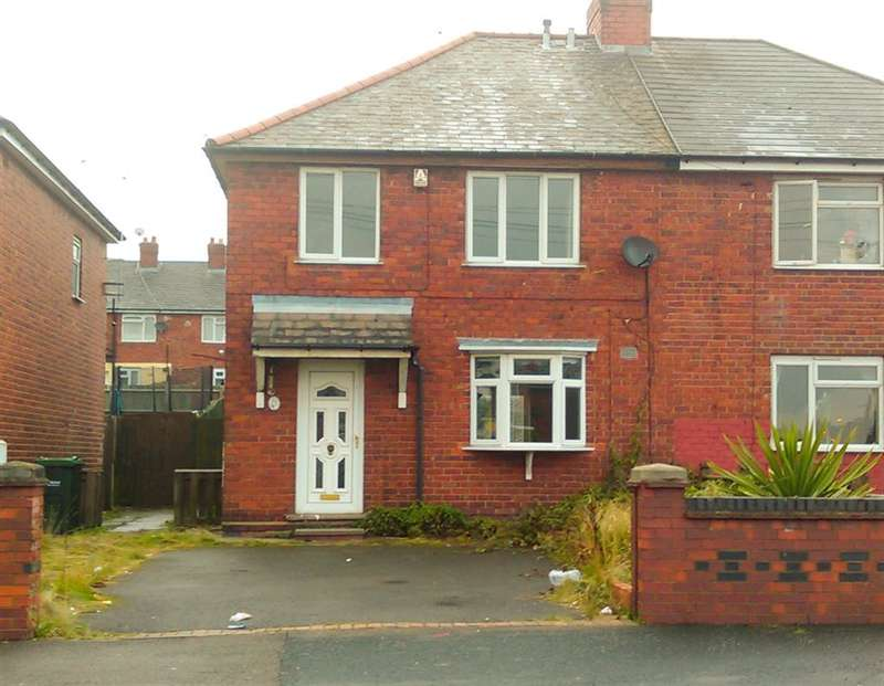 4 Bedrooms Semi Detached House for sale in Laburnum Road, Tipton, DY4