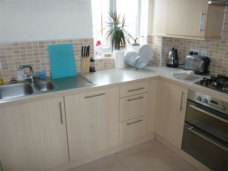 2 Bedrooms Apartment Flat for sale in Eagle Way, Hampton Centre, Peterborough, PE7