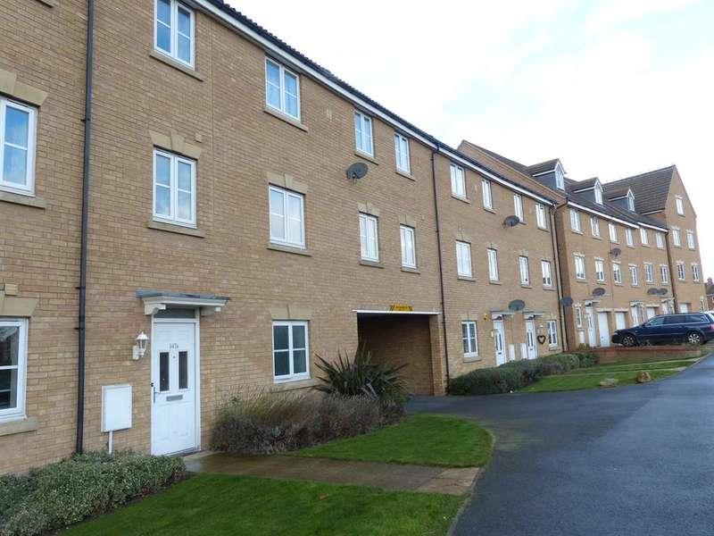 2 Bedrooms Flat for sale in Hargate Way, Hampton Hargate, Peterborough, PE7