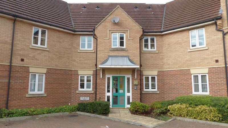 2 Bedrooms Apartment Flat for sale in Regal Place, Peterborough, PE2