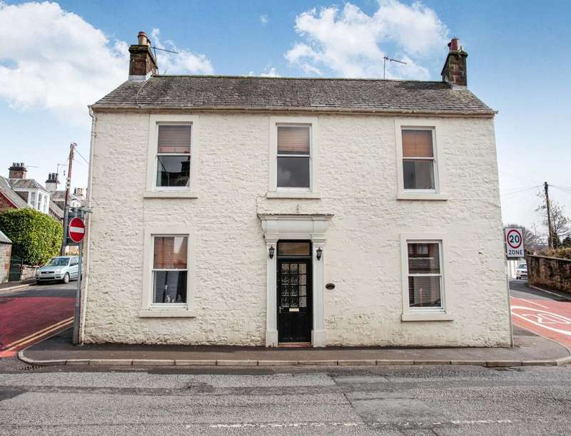 4 Bedrooms Detached House for sale in Stratford House Academy Road, Moffat, DG10