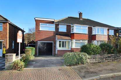 4 Bedrooms Semi Detached House for sale in Dovedale Road, Herringthorpe, Rotherham
