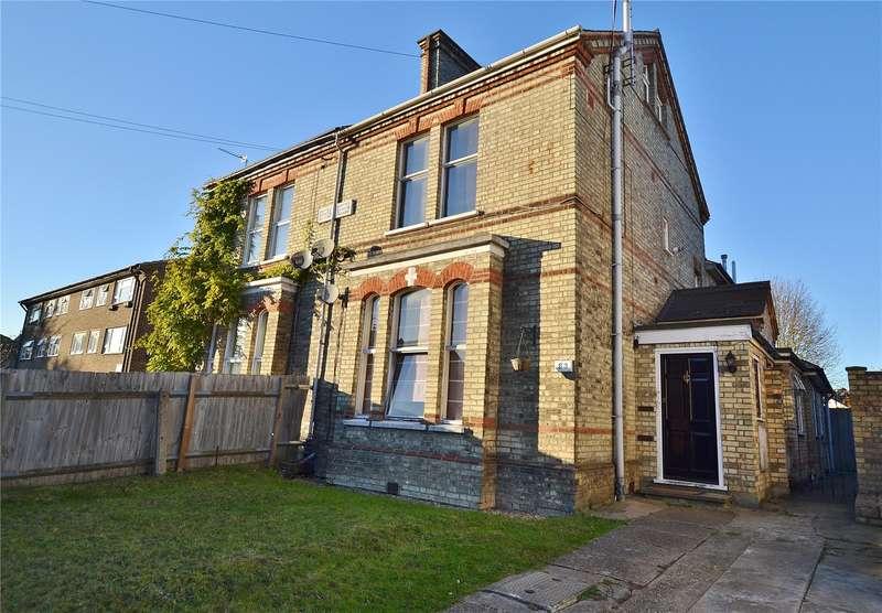 2 Bedrooms Apartment Flat for sale in Margaret Road, Barnet, Hertfordshire, EN4
