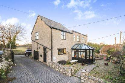 3 Bedrooms Semi Detached House for sale in Ty Coch Street, Henllan, Denbigh, Denbighshire, LL16