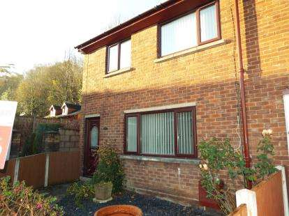 3 Bedrooms Semi Detached House for sale in Tan Y Bryn, Greenfield, Holywell, Flintshire, CH8