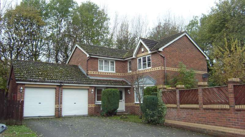 4 Bedrooms Detached House for sale in Oldmill View, Dewsbury