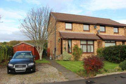 3 Bedrooms Semi Detached House for sale in Drumfork Road, Helensburgh