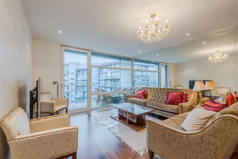4 Bedrooms Property for sale in Howard Building, Battersea, London, SW8