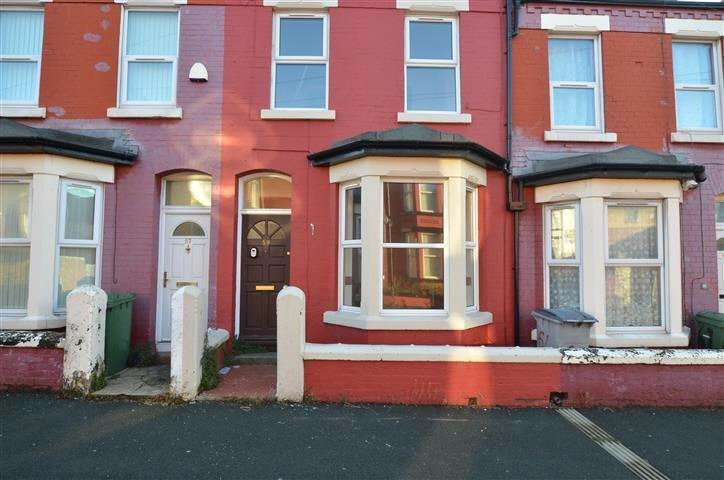 3 Bedrooms Terraced House for sale in Palatine Road, Wallasey, CH44