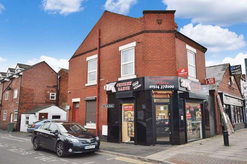 Commercial Property for sale in Westgate End, Wakefield