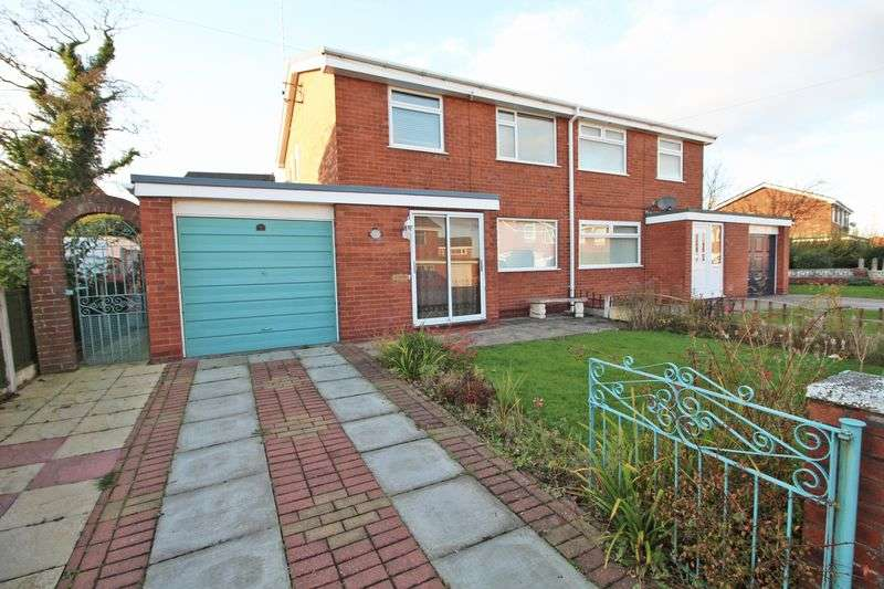 3 Bedrooms Semi Detached House for sale in Nant Parc, Johnstown, Wrexham