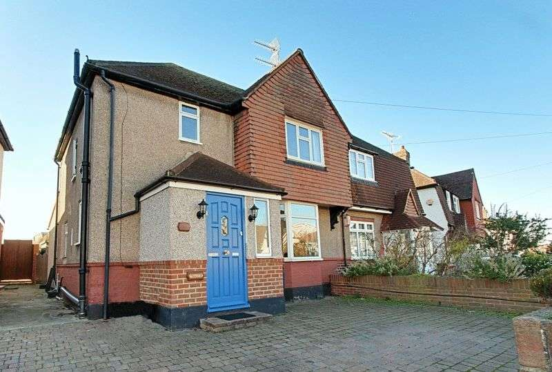 4 Bedrooms Semi Detached House for sale in Bennetts Avenue, Greenford