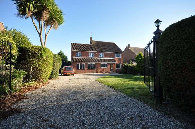 6 Bedrooms Detached House for sale in Westwood House, Seaview Avenue, West Mersea.