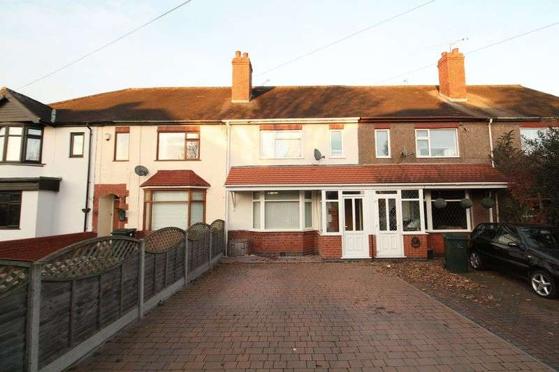 3 Bedrooms Terraced House for sale in Upper Eastern Green Lane, Eastern Green, Coventry