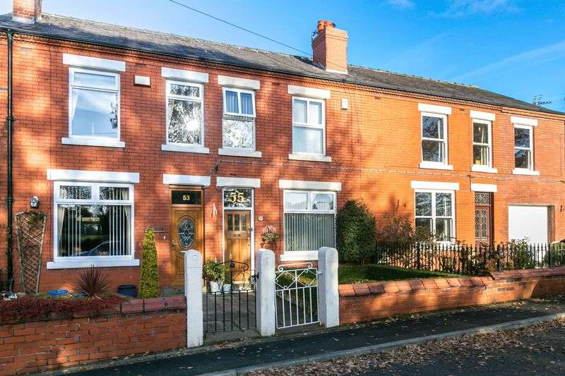 2 Bedrooms Terraced House for sale in Withington Lane, Heskin, PR7 5LU