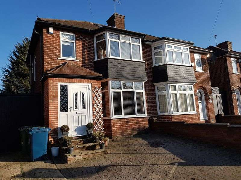 3 Bedrooms Semi Detached House for sale in Lamorna Grove, Stanmore, Middlesex, HA7 1PH