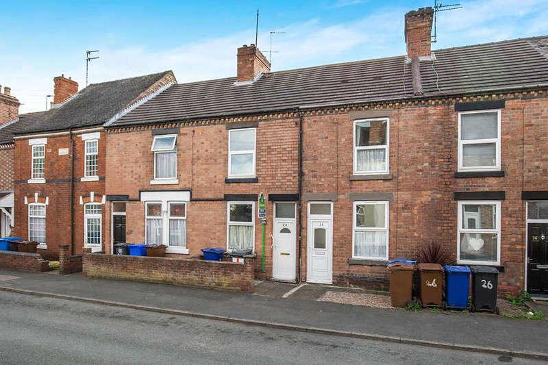 3 Bedrooms Property for sale in Blackpool Street, Burton-On-Trent, DE14