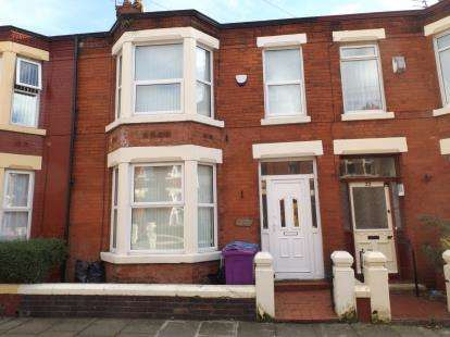 4 Bedrooms Terraced House for sale in Evered Avenue, Liverpool, Merseyside, L9