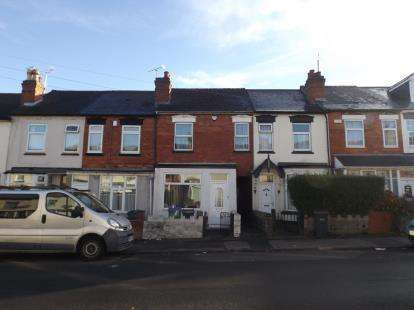 2 Bedrooms Terraced House for sale in Cemetery Road, Smethwick, West Midlands
