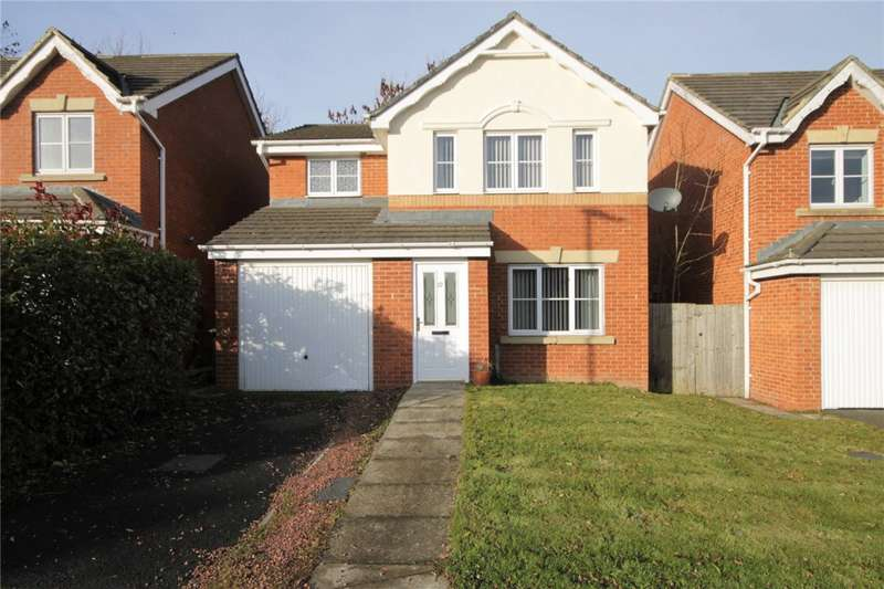 3 Bedrooms Detached House for sale in Chapel Drive, Delves Lane, Consett, DH8