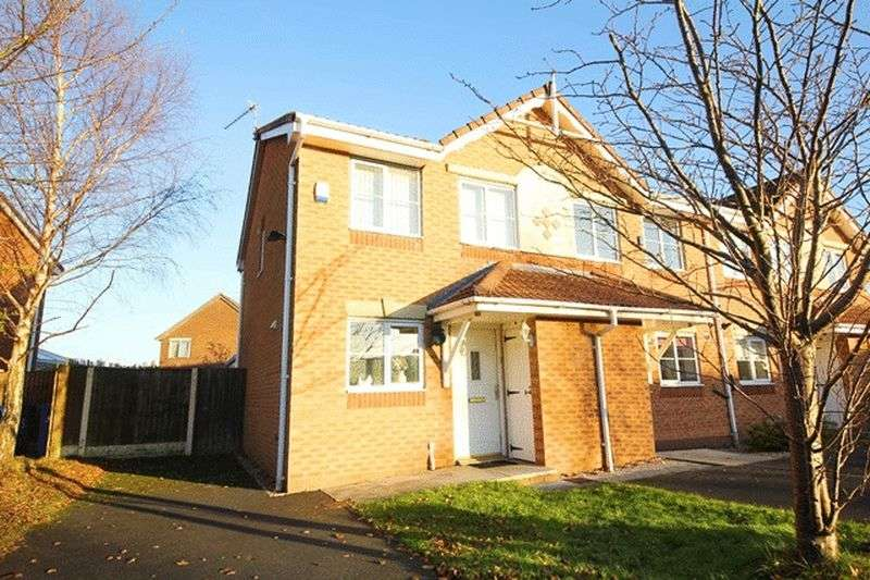 2 Bedrooms Terraced House for sale in Palmerston Drive, Hunts Cross, Liverpool, L25