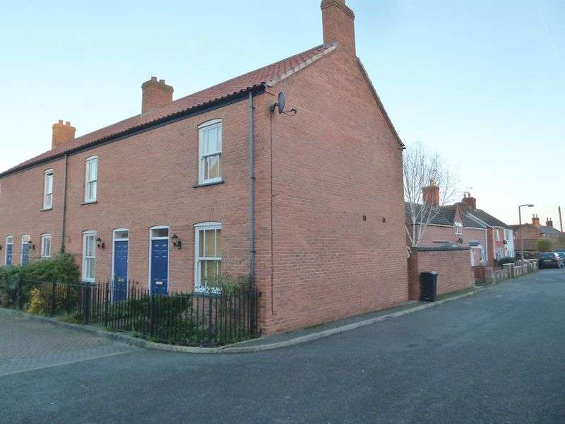 2 Bedrooms Terraced House for sale in Pooles Lane, Spilsby
