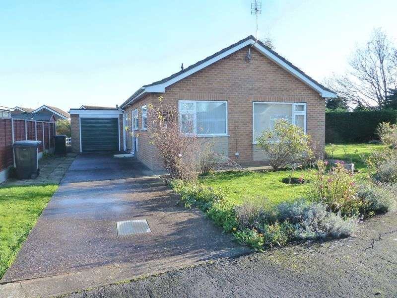 2 Bedrooms Detached Bungalow for sale in Beacon Park Close, Skegness