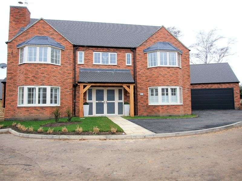 5 Bedrooms Detached House for sale in Gardner Way, Barrow Upon Soar