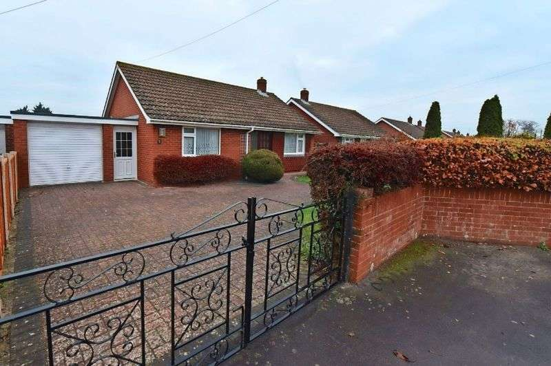 3 Bedrooms Bungalow for sale in Old Main Road, Bridgwater