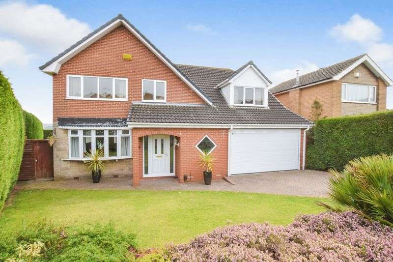 4 Bedrooms Detached House for sale in Stafford Crescent, Moorgate