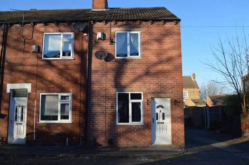 2 Bedrooms Terraced House for sale in Swiss Street, Castleford
