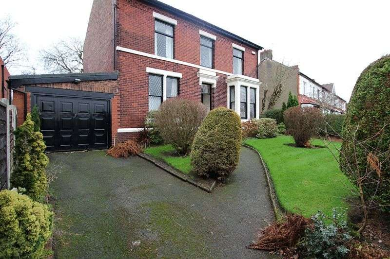 5 Bedrooms Detached House for sale in George Street, Prestwich, Manchester