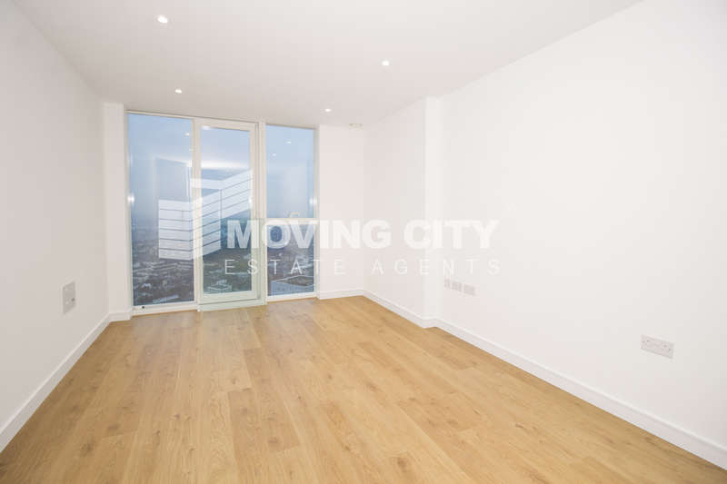1 Bedroom Flat for sale in The Pinnacle, Saffron Square, Croydon