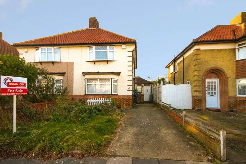 3 Bedrooms Semi Detached House for sale in Laughton Road, Northolt