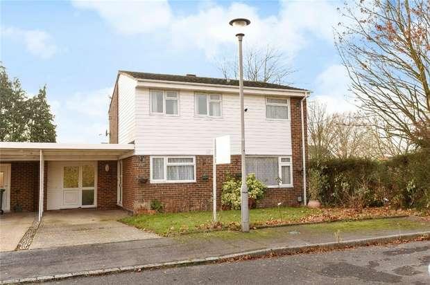 4 Bedrooms Link Detached House for sale in Ambassador, BRACKNELL, Berkshire