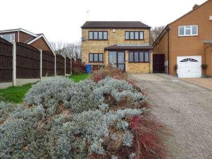 4 Bedrooms Detached House for sale in Maple Avenue, Sandiacre, Nottingham